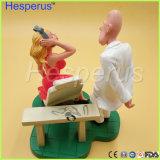 Articles de fourniture de métiers de résine de cadeau de dentiste de travail manuel de dents
