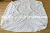 Matéria têxtil de enchimento da HOME da tampa do colchão do algodão da prova da água da alta qualidade do uso do hotel