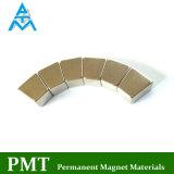 N45m de Magneet van het Neodymium van het Trapezoïde voor de Motor van gelijkstroom