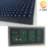 P10 de color verde LED Display de LED programable signo desplazamiento