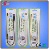 Luz de aluminio 10PCS LED del tacto del USB de la lámpara
