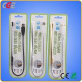 Des Geschenk-2017 neuester faltbarer heißer Aluminiumverkauf Tisch-Lampe USB-Noten-des Licht-10PCS LED