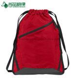 Kundenspezifischer Beutel-Freizeit-fördernder Sportdrawstring-Rucksack des Drawstring-420d