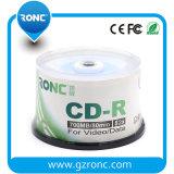 50 Spindel unbelegte aufnahmefähige CD-R