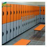 Compacte Gelamineerde Kast HPL voor de Club van de Gymnastiek