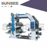 La stampatrice automatica piena di Flexo ha tensionamento automatico, attrezzo elicoidale