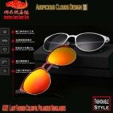 A321 senhora Forma Colorido Polarized Óculos de sol