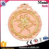 高品質の低価格は柔らかいエナメルの金属の競争のフィニッシャーメダルをくり抜く