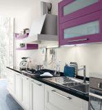 Mobilia moderna di legno BMK-62 della cucina degli armadi da cucina di disegno di bellezza