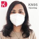 5 lagen Kn95 Beschermmasker tegen virussen
