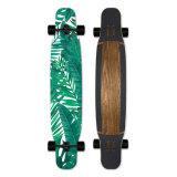 46 inch Houten Maple Street Complete Skateboard Custom Dansen Longboard