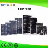 30W impermeabilizan la batería solar integrada del Li-ion de la luz de calle del sensor de movimiento IP65