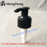 Pompe en plastique de lotion de bouteille portative populaire de savon