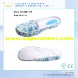 Chaussures à lacets pour dentelles à lacets Eva Printed Upper Women Flat Casual Shoes