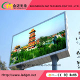 Outdoor HD Full Color P10mm LED Display / Screen / Video Wall Publicidade comercial