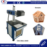 Métal Laser Tube CO2 Machine de marquage laser 10W 30W 50W pour acrylique, tissu, et autres Métalloïde