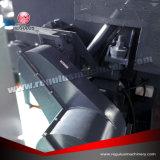 Plastikaufbereitenmaschinen-einzelne Welle-Reißwolf-Maschine