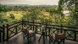 Aangepaste Beste het Kamperen van de Tent van meer dan 4 Mens Tent Safaritent