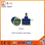 Cartouche thermostatique de douche 34mm