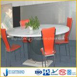Tableros de la mesa de aluminio del panel del panal de la piedra ligera del diseño