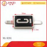 Вися плакировка никеля с черным/красным/белым Nameplate наплавного металла
