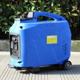 Bison (Chine) Design populaire BS2000X 2kw 2000W 105cc Silencieux 220V Essence Digital Portable Generator Inverter