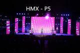 Pantalla de visualización al aire libre impermeable de LED de la etapa de la alta calidad P5 SMD de HD