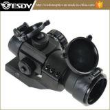 Qualität taktisches 1X32 M3-roter u. grüner geleuchteter PUNKT Anblick