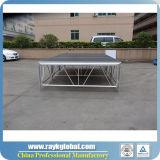 Piattaforma di legno della fase mobile di alluminio portatile di Rk per l'evento