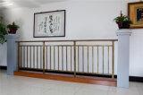 Balcon en acier galvanisé décoratif de haute qualité 23 de clôture d'alliage d'aluminium