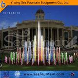 Декоративная конструкции напольная СИД Seafountain светлая в земном фонтане
