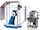 Machine de test équipée Micro-ordinateur-contrôlée de choc de série de JBW-H