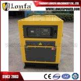 generatore diesel insonorizzato raffreddato ad acqua silenzioso eccellente di 18kVA 15kw