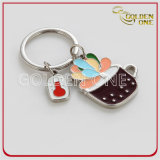 La noix de coco de style Palm Décapsuleur métallique avec anneau pour clés