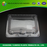 Контейнер еды любимчика материальный устранимый пластичный с крышкой