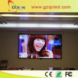P4 farbenreicher LED Bildschirm Innenfernsehapparat