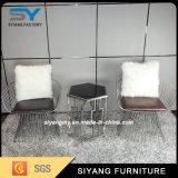 Moderne Möbel-Stahllehnsessel für Hotel, Wohnzimmer