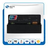 Alto grau de tamanho Mini leitor de cartão magnético da máquina passando o Hcc750u-06