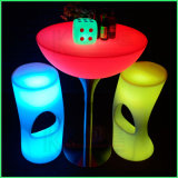 LED Bar Furniture Cocktail Tables Bar Stool
