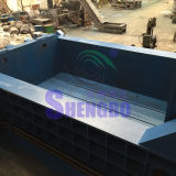 Prensa de empacotamento automática da sucata de metal (Y81F-3150)