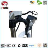 Bicicleta elétrica nova do freio de disco da bicicleta do motor MTB da parte dianteira do projeto com pedal