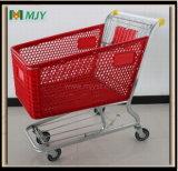 180 litros de carretilla plástica Mjy-180cp2 de las compras