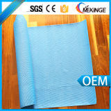 Couvre-tapis de gymnastique de yoga de glissade du prix de gros d'usine non par GV Certicated