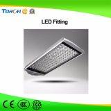Luz solar impermeable impermeable al aire libre del jardín LED de la luz de calle IP65 40W