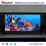 Pequeña pantalla de visualización fija de interior de LED de la echada HD del pixel P1.875/P1.904