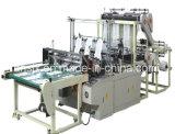 Six lignes cachetage de sachet en plastique et machine de découpage (HSXJ-1000)