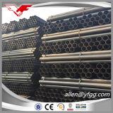 Tubo de acero suave no secundario del negro ERW de Ss400 3inch
