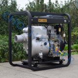 Квадратной рамой портативный Sluage дизельного двигателя насоса, водяного насоса