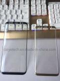 Butoir d'écran en verre Tempered de qualité pour le bord S8/S8 de galaxie de Samsung