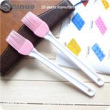 Высокотемпературная щетка силикона качества еды для щетки решетки барбекю ручки